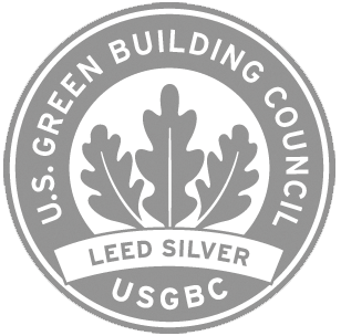 311 South Wacker US Green Building Council LEED Silver Award