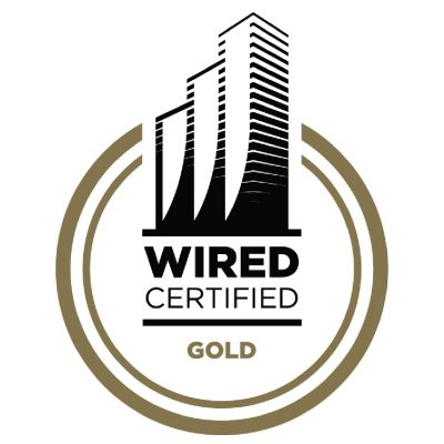 311 South Wacker Wired Gold Award