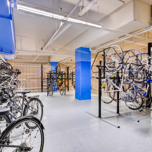 Umpqua_Bike Room
